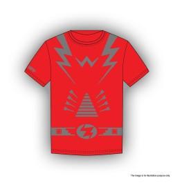 INFRAMAN T-shirt (ver.1) M Size