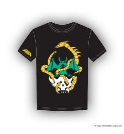 INFRAMAN T-shirt (ver.3) L Size