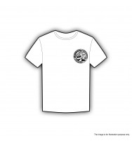 Zoombie Monster T-shirt L Size (ver.1)