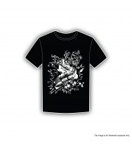 Zoombie Monster T-shirt L Size (ver.2)