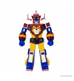 SUPER ROBOT VINART 金毛獅王搪膠機械人