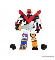 SUPER ROBOT VINART God Sigma Vinyl Figure