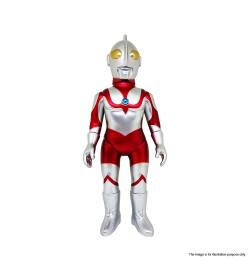VINART Ultraman - Metallic Ver. Vinyl Figure