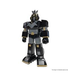 DX VINART V型電磁俠分合體式暗黑版搪膠機械人
