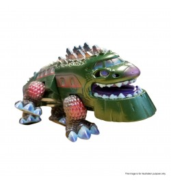piece of art Zoombie Monster - Army Ver. Vinyl Figure