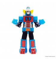 SUPER ROBOT VINART Daitetsujin 17 Vinyl Figure - Glow in the Dark Ver.