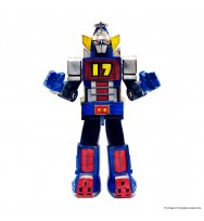 SUPER ROBOT VINART Daitetsujin 17 - Battle Version Vinyl Figure