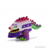 piece of art Zoombie Monster Mini - Biological Hazard