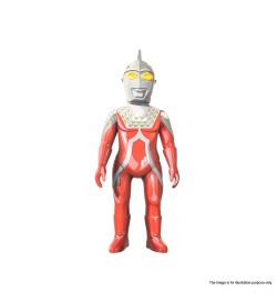 VINART Ultraseven - Comic Color Ver. Vinyl Figure
