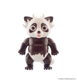piece of art Randalulu - Chocolulu Ver. Vinyl Figure