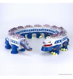 piece of art Zoombie Monster  - 13-car Ver. Vinyl Figure
